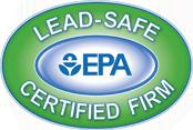 Lead Safe EPA Certified Firm